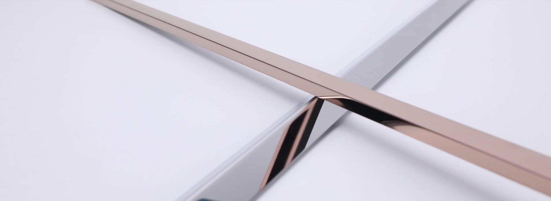 Огромный выбор уголков любых размеров из латуни, алюминия и ПВХ