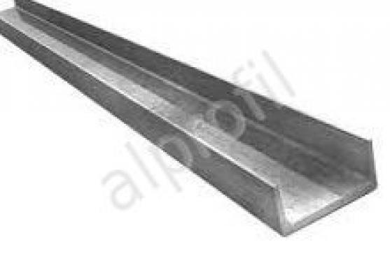 Швеллер алюминиевый 7*7*7*1