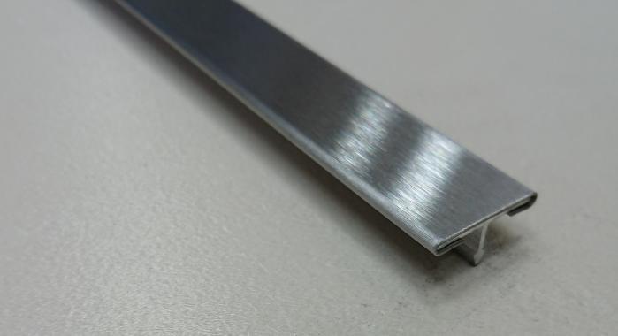 Профиль Т-образный нержавеющая сталь STT-20 (Нержавейка шлифованная)