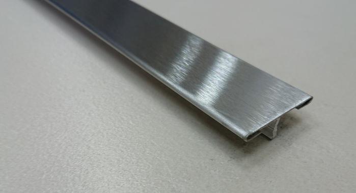 Профиль Т-образный нержавеющая сталь STT-26 (Нержавейка шлифованная)