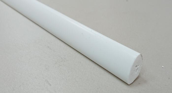 Галтель ПВХ 14*14 (Белый)