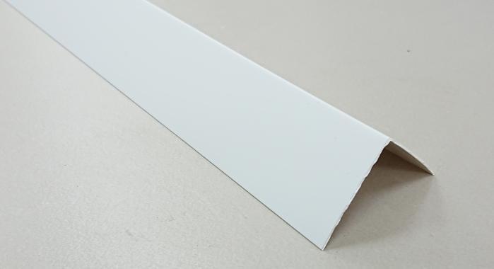 Угол ПВХ 30*30 (Белый)