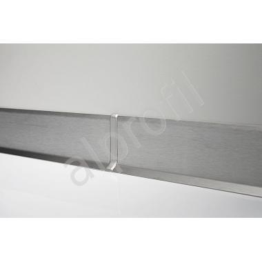 Соединение нержавеющая сталь Progress BTACS-40 (Нержавейка сатинированная)
