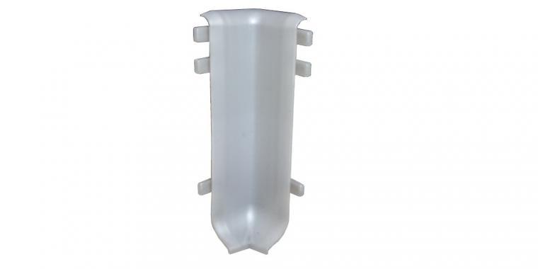 Угол внутренний ПВХ для плинтуса П-100