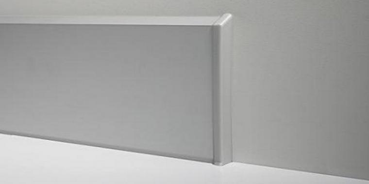 Заглушка ПВХ для плинтуса ПК-100 (пара)