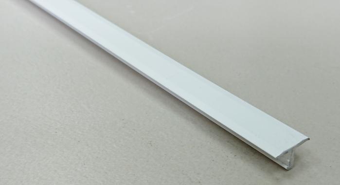 Профиль Т-образный алюминиевый АЛТ-13 (Белый матовый (эмаль)