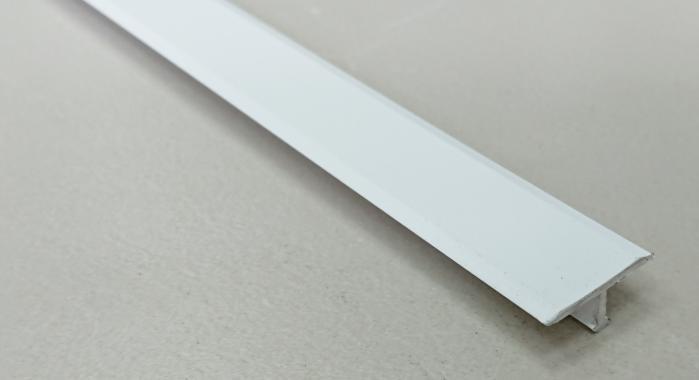 Профиль Т-образный алюминиевый АЛТ-20 (Белый матовый (эмаль)
