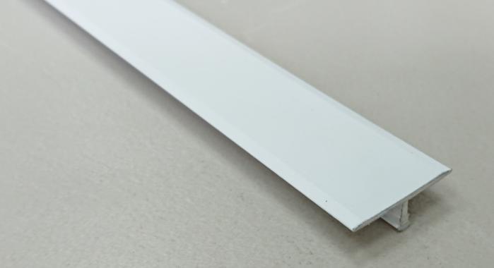 Профиль Т-образный алюминиевый АЛТ-26 (Белый матовый (эмаль)