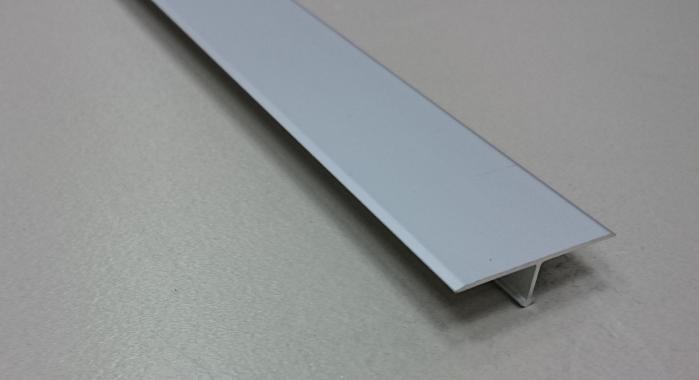 Профиль Т-образный алюминиевый АЛТ-30 (Серебро матовое)
