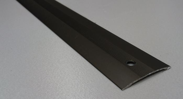 Порог алюминиевый одноуровневый ПА-7 (Бронза матовая)