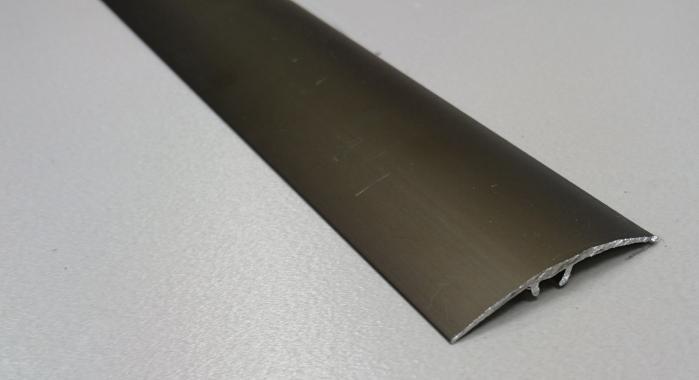 Порог алюминиевый универсальный ПА-37 (Бронза матовая)