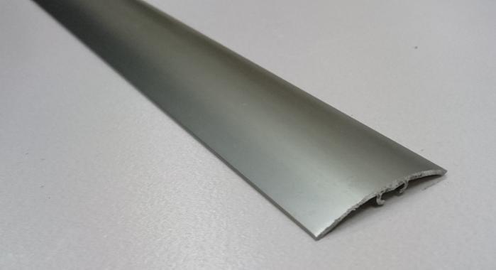 Порог алюминиевый универсальный ПА-37 (Шампань матовая)