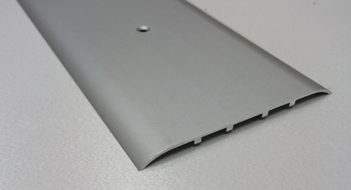 Порог алюминиевый одноуровневый ПА-15 (Шампань матовая)