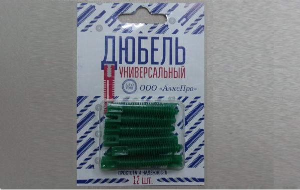 "Дюбель для Т-профилей ""АяксПро"""