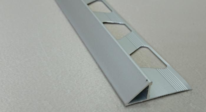 Профиль алюминиевый наружный НAП-45 (Серебро матовое)
