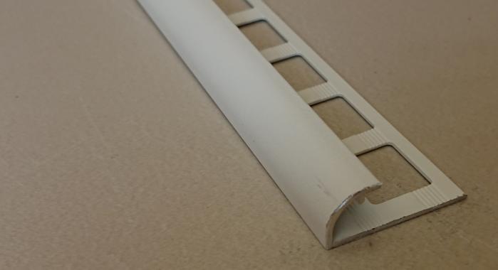 Профиль алюминиевый наружный НAП-12 (Белый матовый (эмаль)