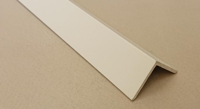 Угол алюминиевый ПА-10*10 3м (Белый матовый (эмаль)