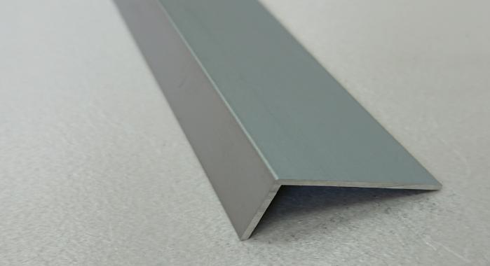 Угол алюминиевый ПА-40*20 3м (Серебро матовое)