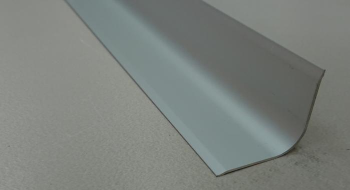 Профиль алюминиевый внутренний ПВ-20*20 (Серебро матовое)