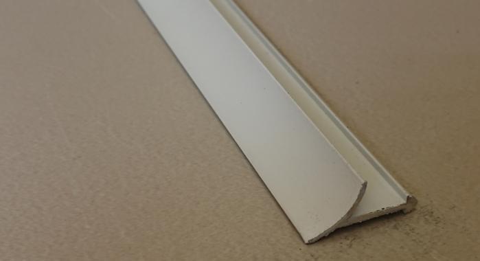 Профиль алюминиевый внутренний ВАП (Белый матовый (эмаль)