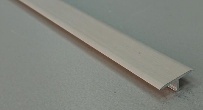 Профиль Т-образный ламинированный АЛТ-20 (Дуб белый)