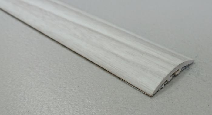 Порог ламинированный универсальный MYCK D-P0300-6P Дуб белый
