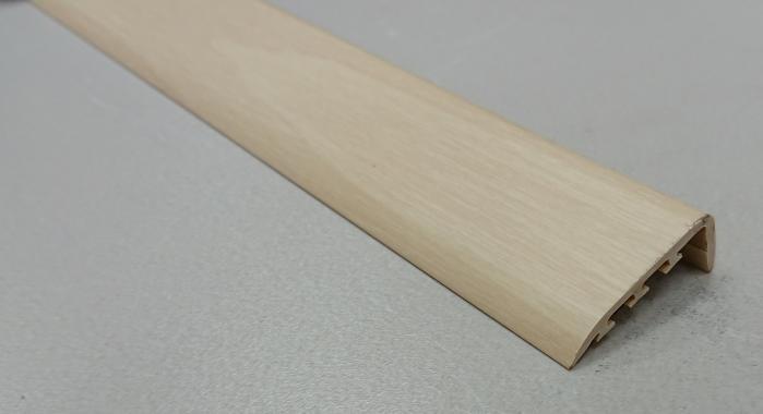 Порог ламинированный угловой MYCK D-K0400-16 Клен